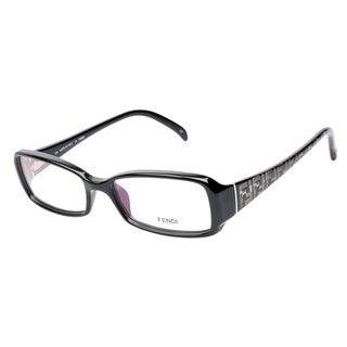 Fendi 936 001 Black Prescription Eyeglasses