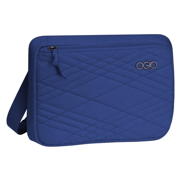 OGIO Cobalt Blue Tribeca 13-inch Laptop and Tablet Messenger Bag