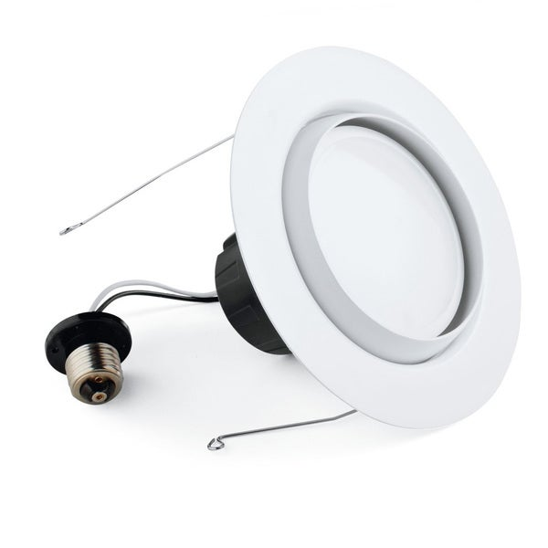 The Verbatim Contour Series 6-inch 1200 Lumen Eyeball Downlight