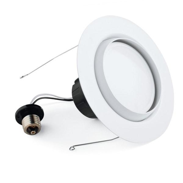 The Verbatim Contour Series 6-inch 1200 Lumen Eyeball Downlight