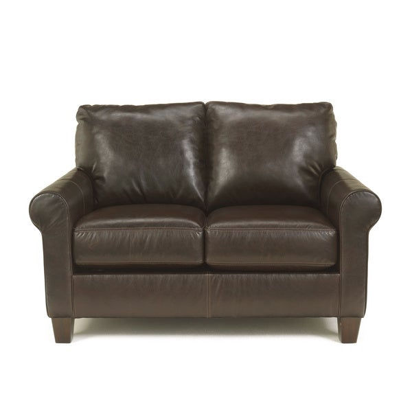 Signature Design by Ashley Nastas Bark DuraBlend Loveseat