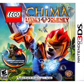 LEGO CHIMA LAVAL 3DS XL