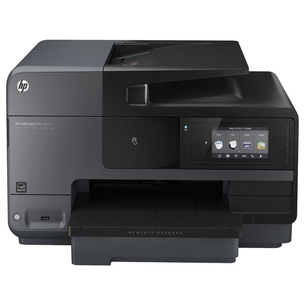 HP Officejet Pro 8600 8620 Inkjet Multifunction Printer - Color (As Is Item)