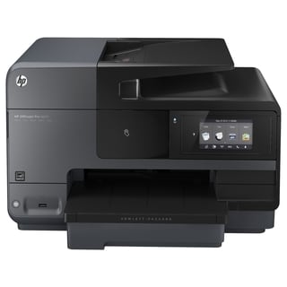 HP 8620 Inkjet Multifunction Printer - Color - Plain Paper Print - De
