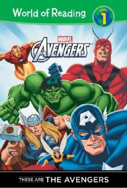 These Are The Avengers (Hardcover)