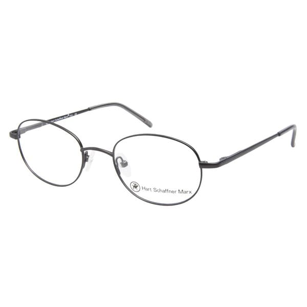Hart Schaffner Marx HSM751 Gunmetal Prescription Eyeglasses