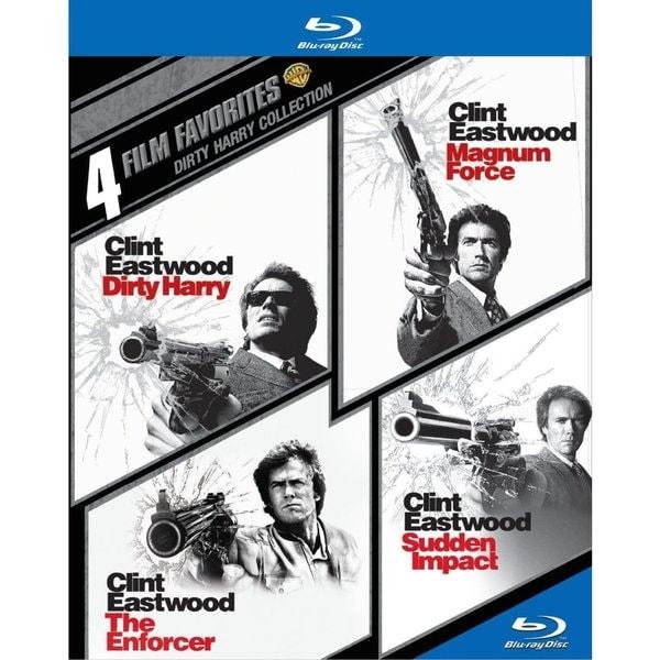 4 Film Favorites: Dirty Harry (Blu-ray Disc) 12626110