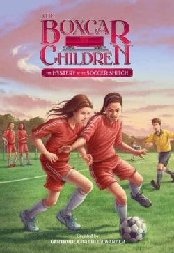 The Mystery of the Soccer Snitch (Hardcover)