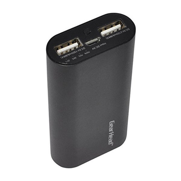 Gear Head Battery Power Adapter