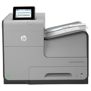 HP Officejet X555dn Inkjet Printer - Color - 2400 x 1200 dpi Print -