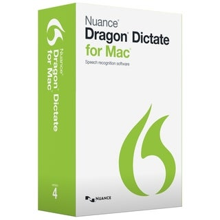 Nuance Dragon Dictate v.4.0 - Complete Product - 1 User