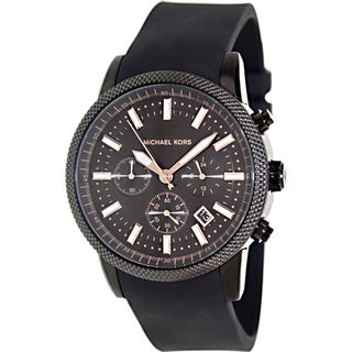 Michael Kors Men's MK8317 Scout Black Chronogrpah Watch