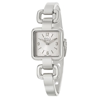 ESQ by Movado Women's 'Status' Stainless Steel Swiss Quartz Watch