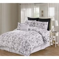 Printed Emerson Floral 8-piece Comforter Set