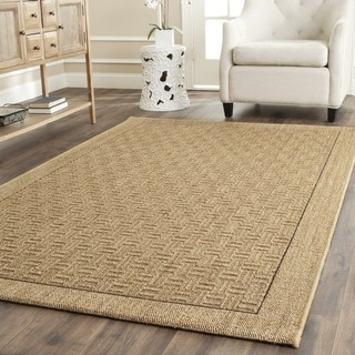 Safavieh Palm Beach Natural Sisal Rug (10' x 14')
