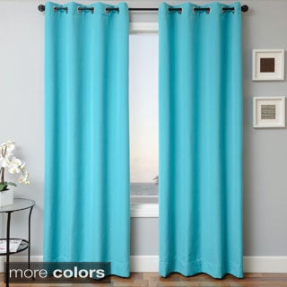 Sunbrella Indoor/Outdoor Grommet Top Curtain Panel