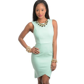 Shop The Trends Women's Sleeveless Stylish Dress