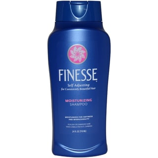 Finesse Self-Adjusting 24-ounce Moisturizing Shampoo
