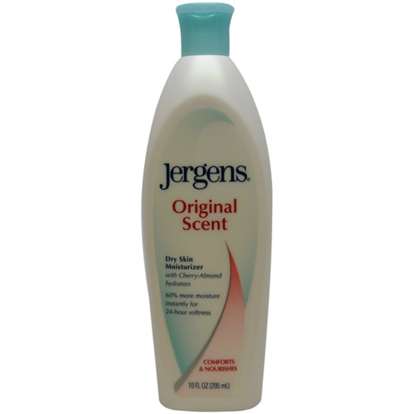 Jergens Original Scent Cherry Almond 10-ounce Dry Skin Moisturizer