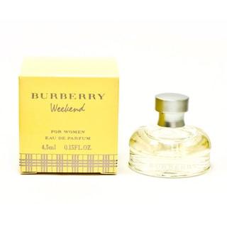 Burberry Weekend Women's 0.17-ounce Eau de Parfum Miniature Splash