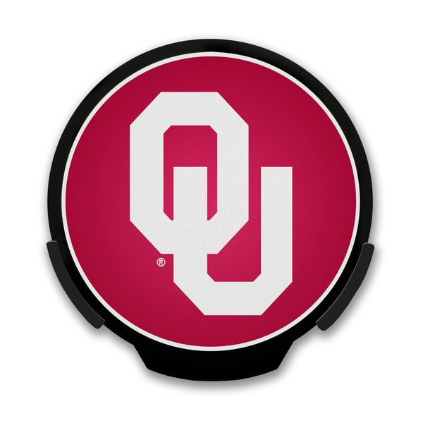 Oklahoma Sooners NCAA Power Decal
