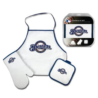Milwaukee Brewers 3-Piece Tailgate Set