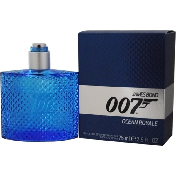 James Bond 007 Ocean Royale Men's 2.5-ounce Eau de Toilette Spray