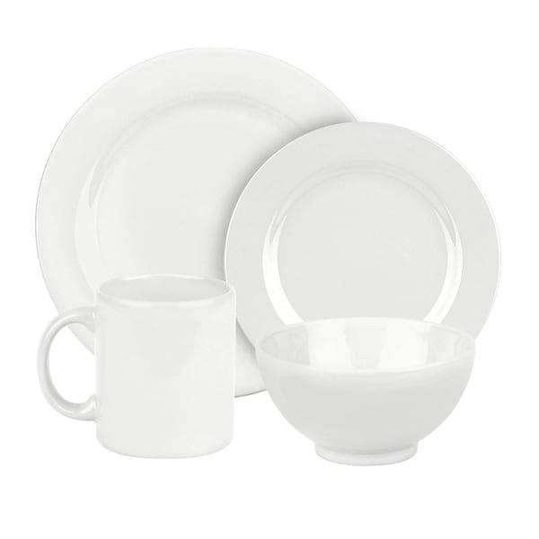 Waechtersbach Fun Factory White 16-piece Dinnerware Set 12629050