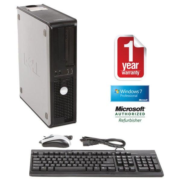 Dell OptiPlex 740 AMD Athlon 64X2 2.0GHz Windows 7 Professional Desktop Computer (Refurbished)