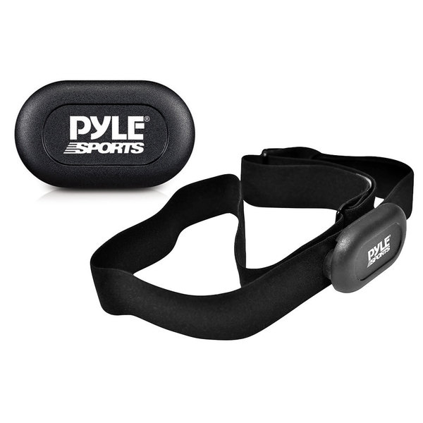 Pyle Bluetooth Wireless Sport Training Heart Rate Monitor and Transmitter