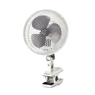 Holmes 2 Speed Oscillating Clip-on Fan