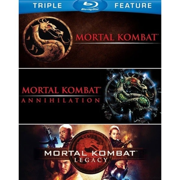 Mortal Kombat: Legacy (Blu-ray Disc) 12630400
