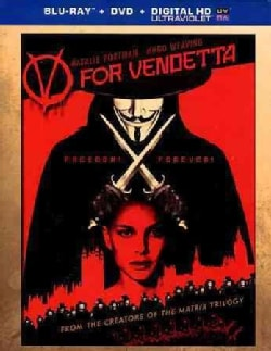 V for Vendetta (Blu-ray/DVD)