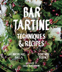 Bar Tartine: Techniques and Recipes (Hardcover)