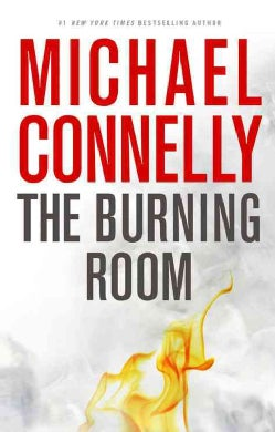 The Burning Room (CD-Audio)