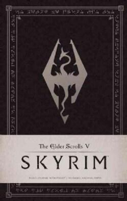 The Elder Scrolls V Skyrim Ruled Journal (Notebook / blank book)