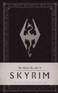 The Elder Scrolls V Skyrim Ruled Journal (Notebook / blank book)