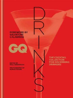 Gq Drinks (Hardcover)