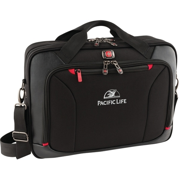 "Wenger Highwire Carrying Case (Briefcase) for 17"" Notebook - Black"