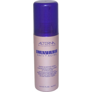 Alterna Caviar Anti-Aging Shine & Define 4.2-ounce Finishing Spray