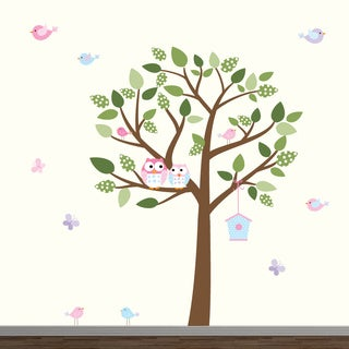 Tree Wall Decal Stickers