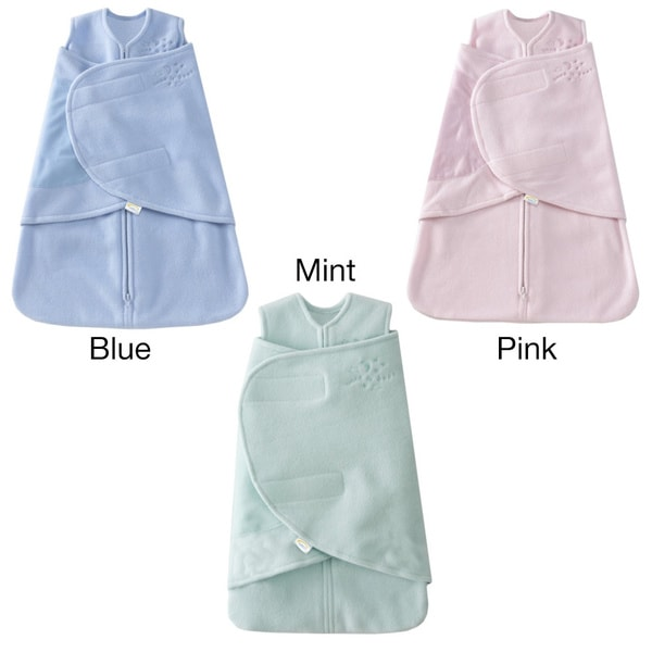 Halo SleepSack Preemie Micro Fleece Swaddle Blanket