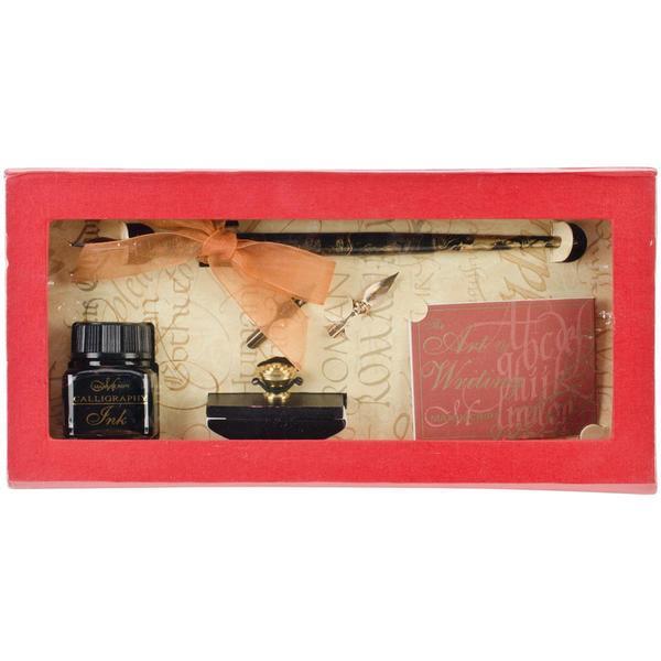 Pen & Roller Blotter Set -