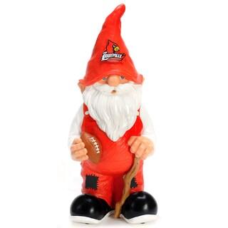 Forever Collectibles NCAA Louisville Cardinals 11-inch Garden Gnome