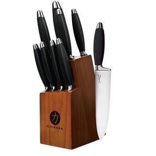 Ginsu Chikara Comfort Grip Series 10-piece Cutlery Set