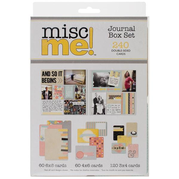 Misc Me Journal Box Set - Baby Bump