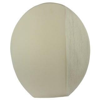 Navajo White Ceramic Round Vase