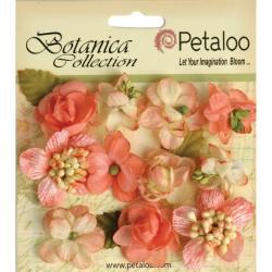 Botanica Minis 11/Pkg - Coral