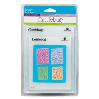 Cricut Cuttlebug 4-piece Emboss Summer Set