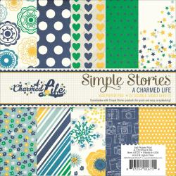 A Charmed Life Paper Pad 6 X6 24/Sheets - Double-Sided